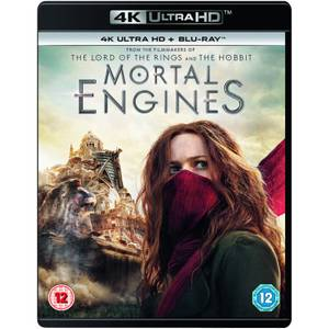 Mortal Engines - 4K Ultra HD (Includes Blu-ray)