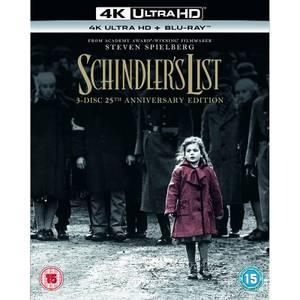 La Liste de Schindler - Édition bonus 25e anniversaire