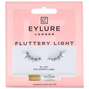 Eylure Fluttery Light 001 Lashes