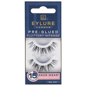 Eylure Pre-Glued Fluttery Intense 141 Lashes