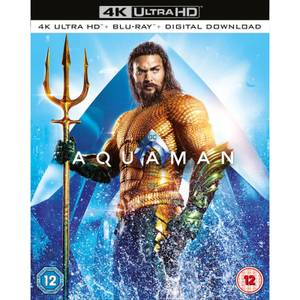 Aquaman - 4K Ultra HD