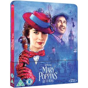 Mary Poppins Returns - Zavvi Exclusive Limited Edition SteelBook