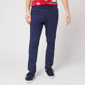 Polo Ralph Lauren Men's Tapered Fit Prepster Trousers - Newport Navy