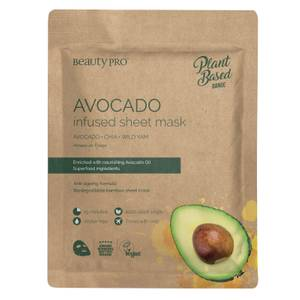 BeautyPro Avocado Hydrating Sheet Mask 22ml