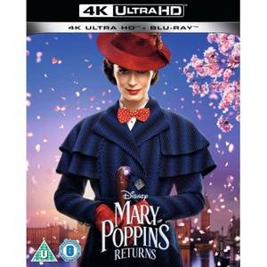 Mary Poppins Returns - 4K Ultra HD