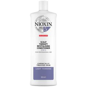NIOXIN 3-Part System 5 Scalp Therapy Revitalising Conditioner for Chemically Treated Hair with Light Thinning 1000ml