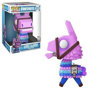 Fortnite - Loot Llama 10-Inch Pop! Vinyl Figur