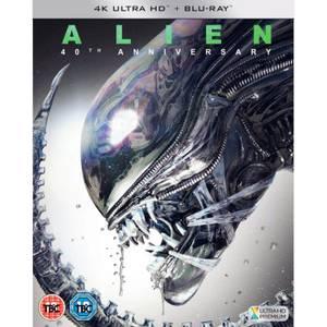 Alien, el octavo pasajero 40.º Aniversario 4K UHD (incluye Blu-ray)