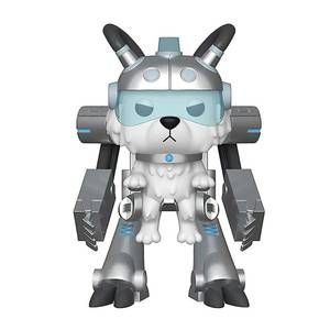 Rick and Morty Snowball in Mech Suit 6 Inch Funko Pop! Vinyl