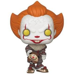 IT Chapter 2 Pennywise With Beaver Hat EXC Funko Pop! Vinyl