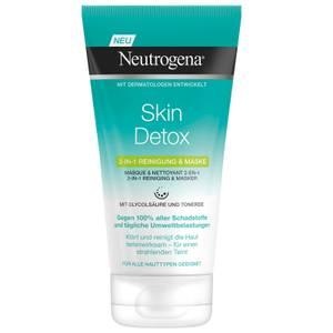 Neutrogena® Skin Detox 2-in-1 Reinigungsmaske