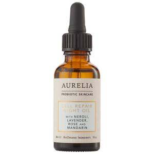 Aurelia Probiotic Skincare Cell Repair Night Oil 30ml