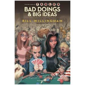 DC Comics - Bad Doings Big Ideas A Bill Willingham Dlx Hard Cover