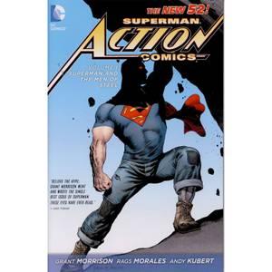 DC Comics - Superman Action Comics Hard Cover Vol 01 Superman