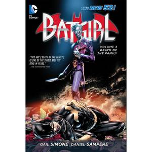 DC Comics - Batgirl Hard Cover Vol 03 Death Of The Family