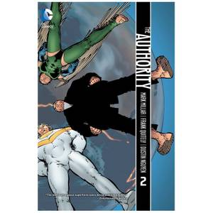 DC Comics - Authority Hard Cover Vol 02