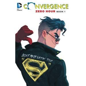 DC Comics - Convergence Zero Hour Book 01