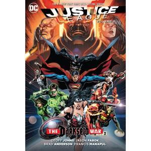 DC Comics - Justice League Hard Cover Vol 08 Darkseid War Part 2