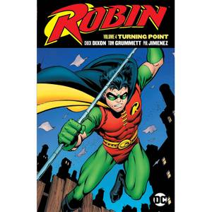 DC Comics - Robin Vol 04 Turning Point
