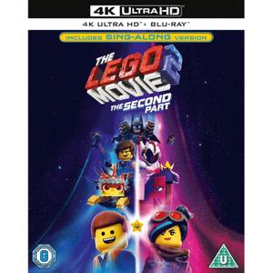 The LEGO Movie 2 - 4K Ultra HD