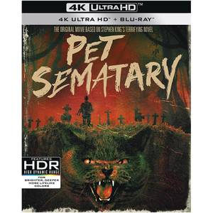 Cementerio de animales - 30 aniversario - 4K Ultra HD