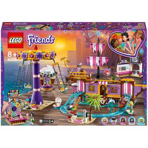 LEGO Friends: Heartlake City: Amusement Pier Set (41375)