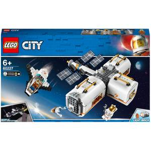 LEGO® City: Mond Raumstation (60227)