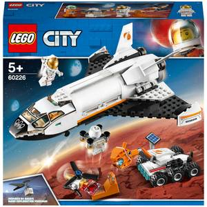 LEGO City: Mars Research Shuttle Space Toy (60226)