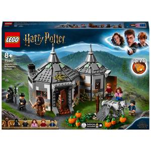 LEGO Harry Potter: Hagrid's Hut Hippogriff Rescue Set (75947)
