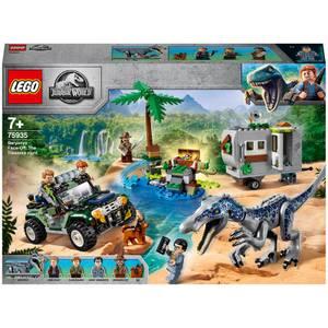 LEGO Jurassic World: Baryonyx Face-Off Treasure Set (75935)