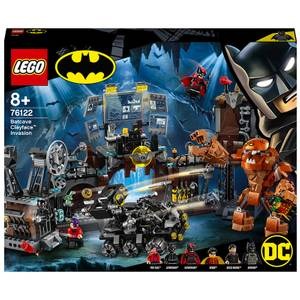 LEGO® DC Super Heroes: Clayface™ Invasion in die Bathöhle (76122)