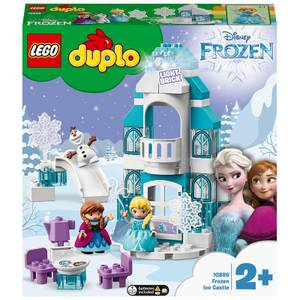 LEGO DUPLO Disney: Princess: Frozen Ice Castle Toy Set (10899)