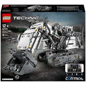 LEGO Technic: Control+ Liebherr R 9800 Excavator Set (42100)