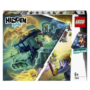 LEGO Hidden Side: Ghost Train Express with AR Games Set (70424)