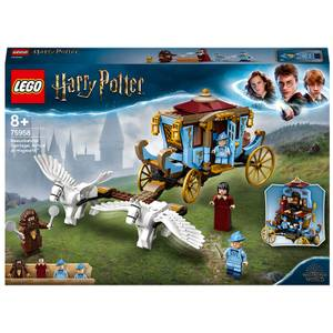 LEGO Harry Potter: Beauxbatons' Carriage at Hogwarts (75958)