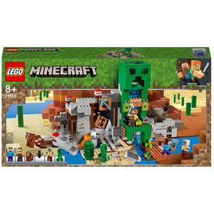 LEGO Minecraft: The Creeper Mine Building Set (21155)