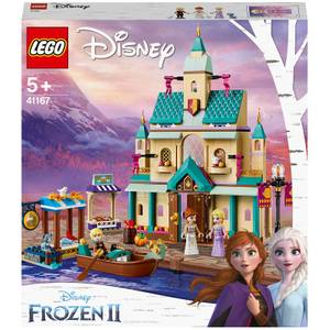 LEGO Disney Frozen II: Arendelle Castle Village Toy (41167)