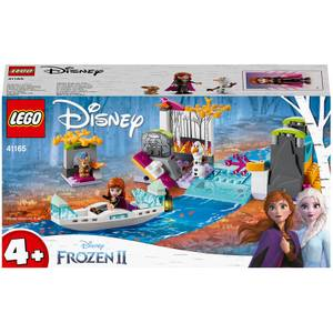LEGO Disney Frozen II: Anna's Canoe Expedition Playset (41165)