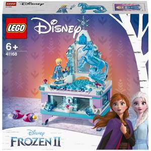 LEGO® Disney™: La boîte à bijoux d'Elsa (41168)