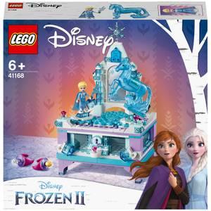 LEGO Disney Frozen II: Elsa's Jewellery Box Creation Set (41168)