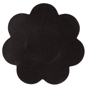 brushworks Black Satin Nipple Covers
