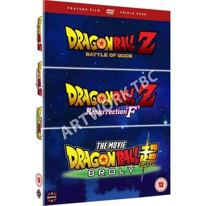 Dragon Ball Movie Trilogy