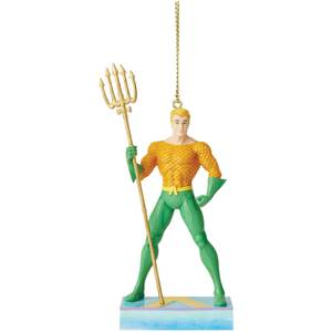 DC Comics by Jim Shore Aquaman Hanging Ornament 11.0cm
