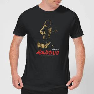 Bob Marley Exodus Men's T-Shirt - Black