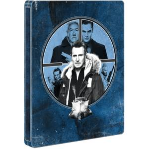 Cold Pursuit 4K Ultra HD (includes Blu-ray) - Zavvi UK Exclusive Steelbook
