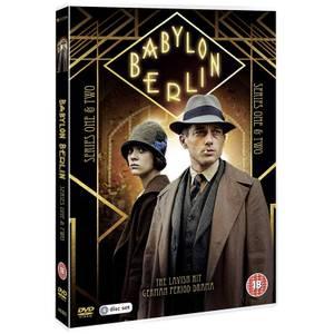 Babylon Berlin Series 1 and 2 Boxed Set