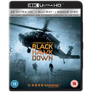 Black Hawk Down (3 Discs - UHD, BD & Bonus)