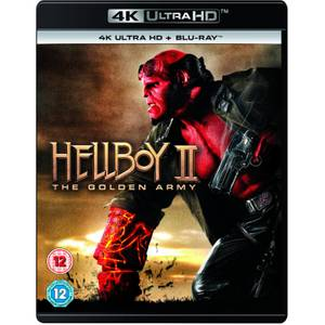 Hellboy II: The Golden Army - 4K Ultra HD
