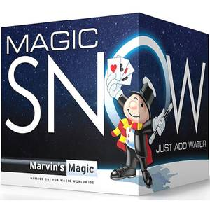 Marvin's Magic Magic Snow
