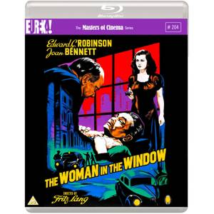 The Woman In The Window (Masters of Cinema) Blu-ray Edition